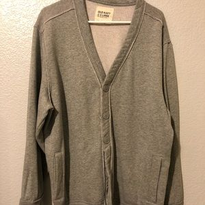 Vintage Gray Old Navy Cardign